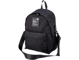 Front Top view of BACK PACK, PERFORMANCE BLACK