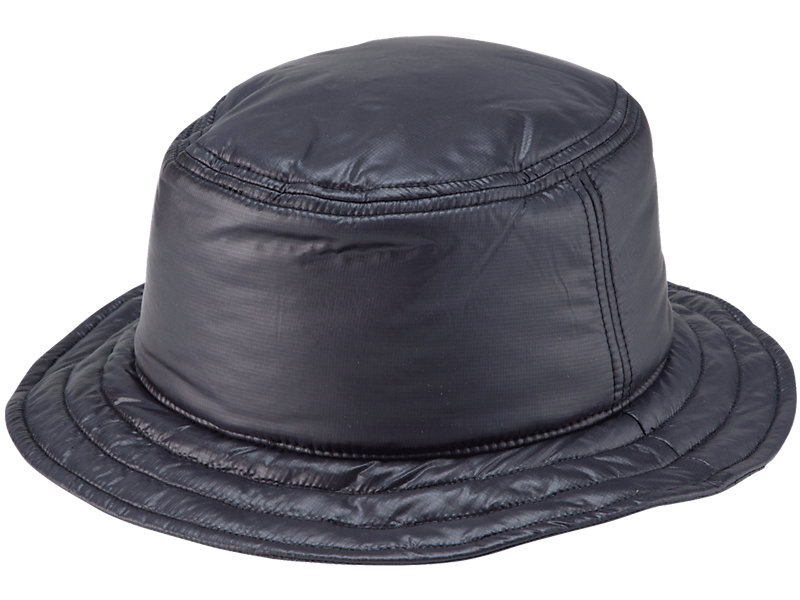 PADDED HAT BLACK 5 BK