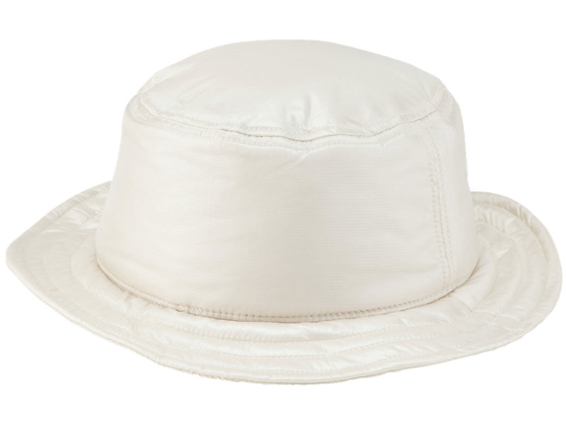 PADDED HAT CREAM 5 BK