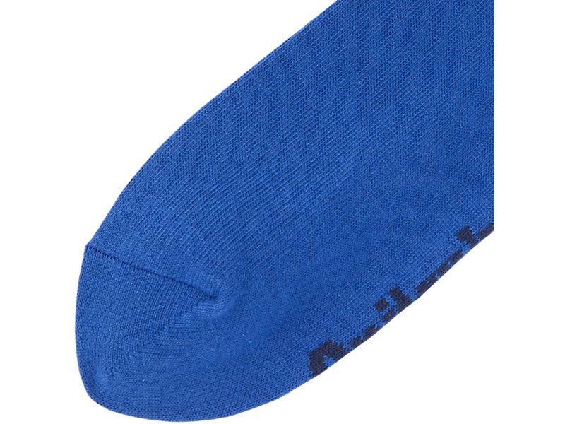 MIDDLE SOCK BLUE/NAVY 5 BK