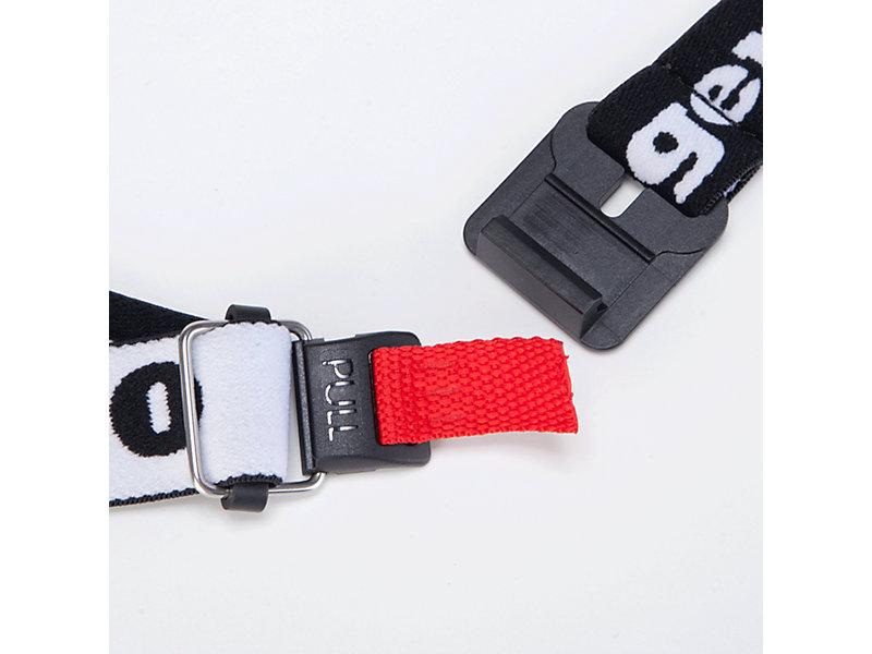 Belt PERFORMANCE BLACK/REAL WHITE 13 Z
