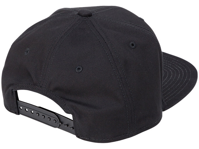 Back view of CAP, PERFORMANCE BLACK