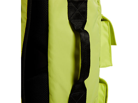 BACK PACK NEON YELLOW