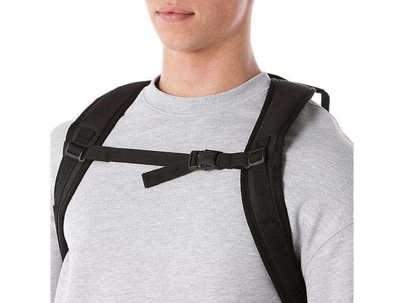 Logo Backpack Performance Black 5 BK
