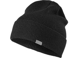 Logo Beanie, PERFORMANCE BLACK