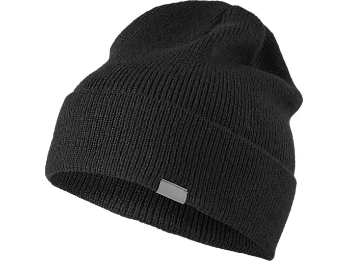 Front Top view of Logo Beanie