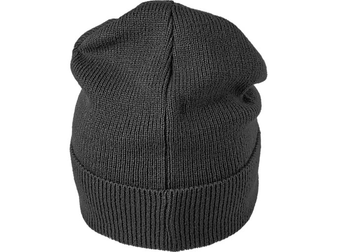 Back view of Logo Beanie