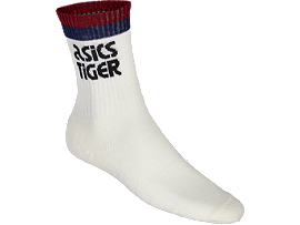 COLOUR BLOCK CREW SOCKS-BORDER