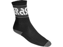 LT Crew Socks, PERFORMANCE BLACK/DARK GREY