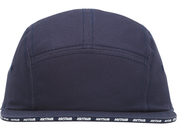 Front Top view of Logo Panel Cap, PEACOAT