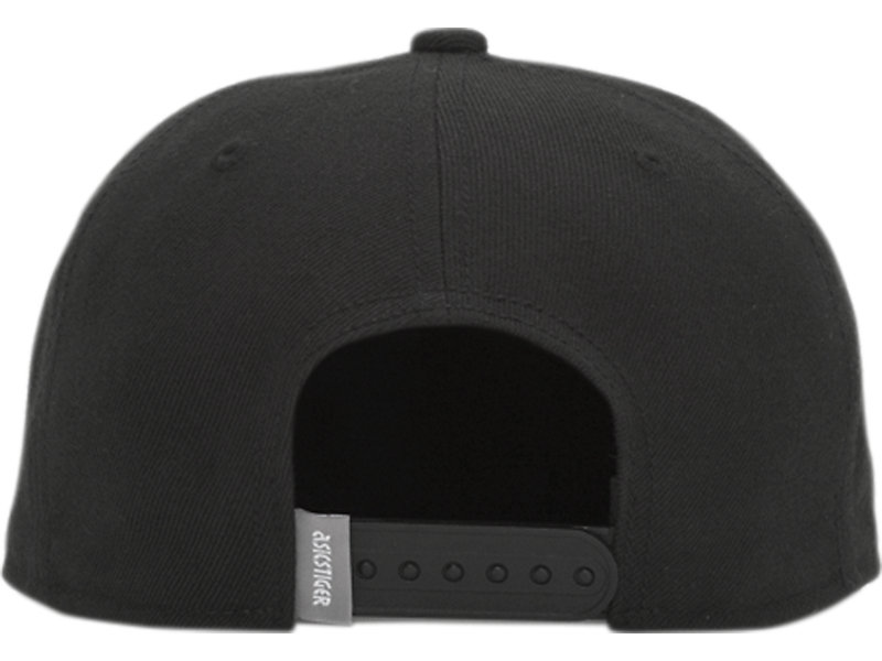 BL Snap Cap PERFORMANCE BLACK/REAL WHITE 5 BK