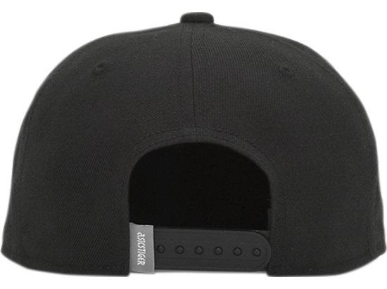 BIG LOGO SNAP CAP PERFORMANCE BLACK/REAL WHITE