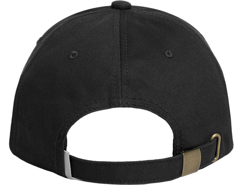 Dad Hat PERFORMANCE BLACK 5 BK