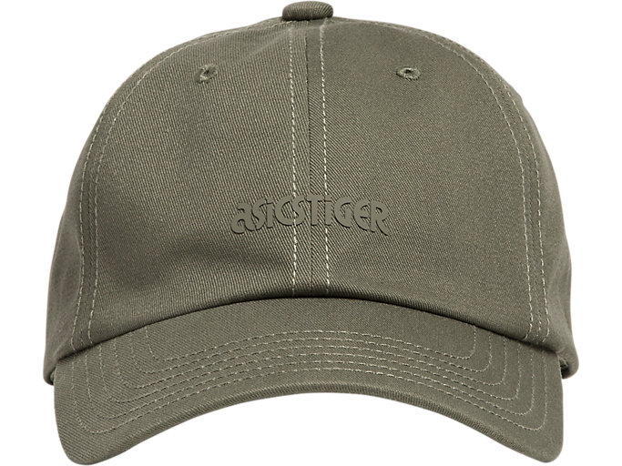 Front Top view of Dad Hat