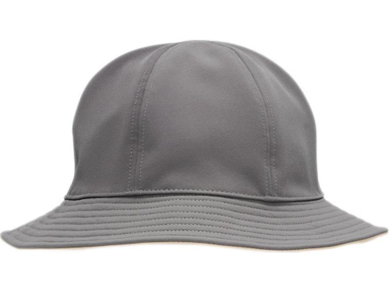DT HAT FEATHER GREY/STEEL GREY 5 BK