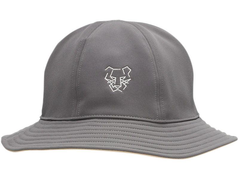 DT HAT FEATHER GREY/STEEL GREY 1 FT