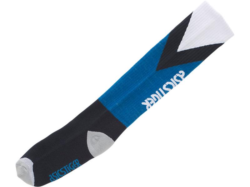 CB Crew Socks TEAL BLUE 5 Z