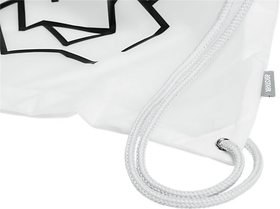 TPU GYM BAG BRILLIANT WHITE