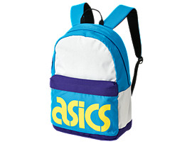 Front Top view of BL DAYPACK, DOLPHIN BLUE