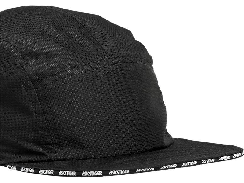 Five Panel Hat PERFORMANCE BLACK 9 Z