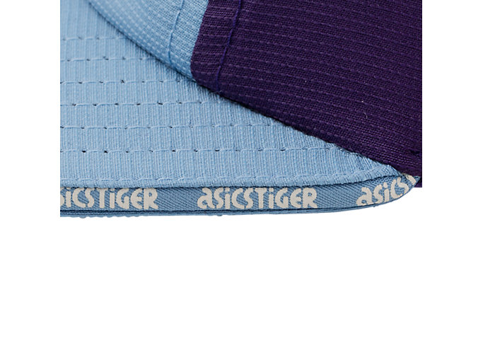Alternative image view of AHQ AT 5 PANEL CAP, DOLPHIN BLUE