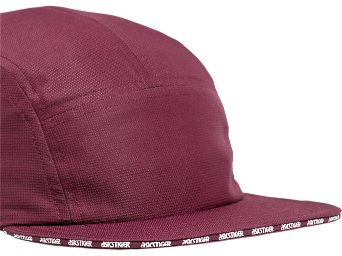Alternative image view of AHQ AT 5 PANEL HAT, DEEP MARS
