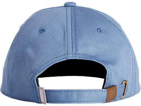 BL CAP GREY FLOSS