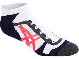 GRAPHIC ANKLE SOCKS