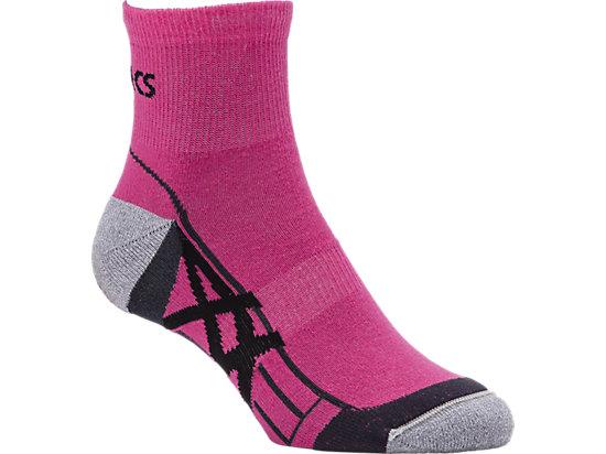 2000 Series Qtr Sock Pink 3