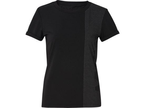 女LOGO T恤 Performance Black