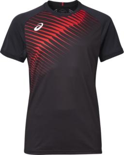 排球印花T恤