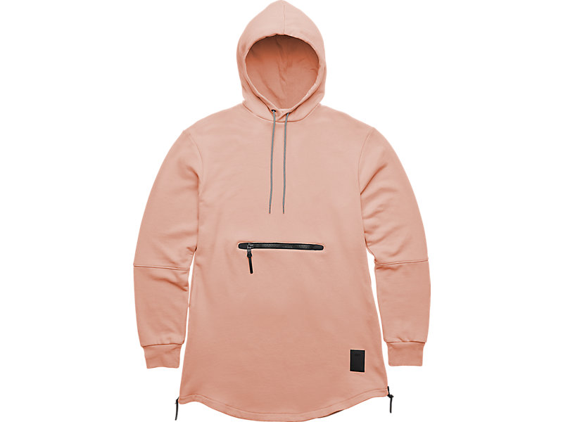 PREMIUM FLEECE HOODIE Evening Sand 1 FT