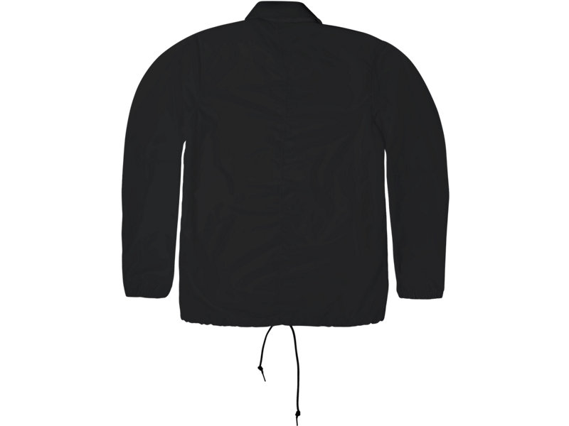 Coaches Jacket Black 5 BK
