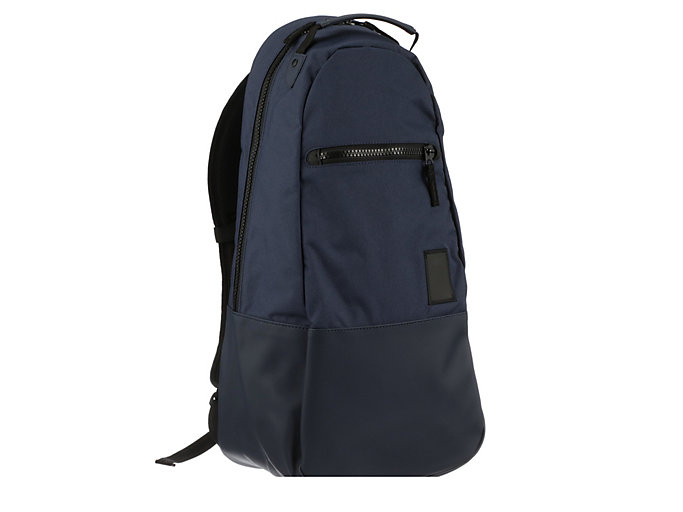 Front Top view of BACKPACK, NAVY