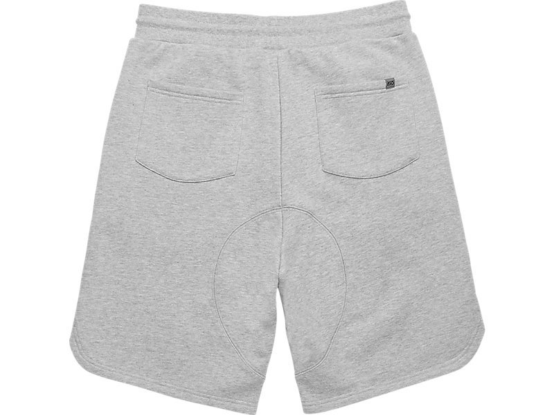 CLASSIC SHORT Heather Grey 5 BK