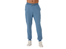 Front Top view of CLASSIC JOGGER, BLUE