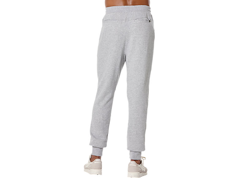 CLASSIC JOGGER HEATHER GREY 5 BK