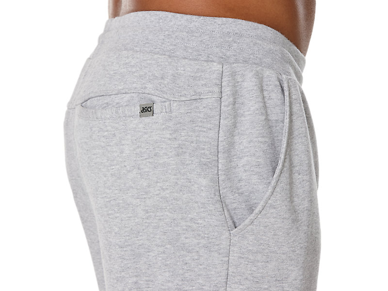 CLASSIC JOGGER HEATHER GREY 13 Z