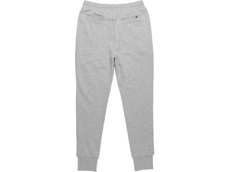 SWEAT PANT Heather Grey 5 BK
