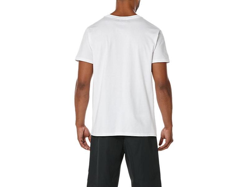 GRAPHIC TEE WHITE/ BLACK 5 BK