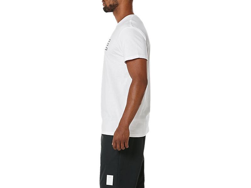 GRAPHIC TEE 3 WHITE/ BLACK 9 Z