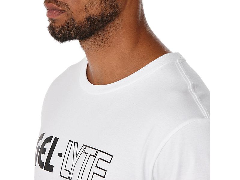 GRAPHIC TEE 3 WHITE/ BLACK 17 Z