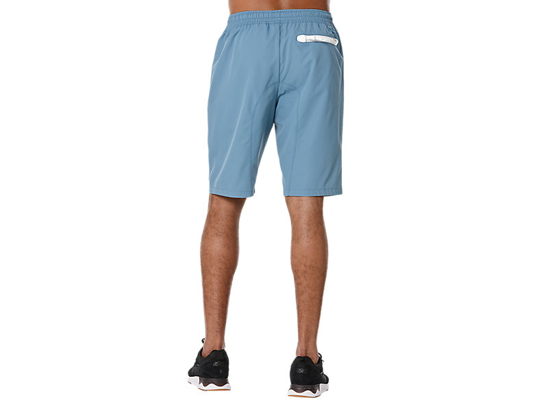 NYLON SHORT BLUE 5 BK
