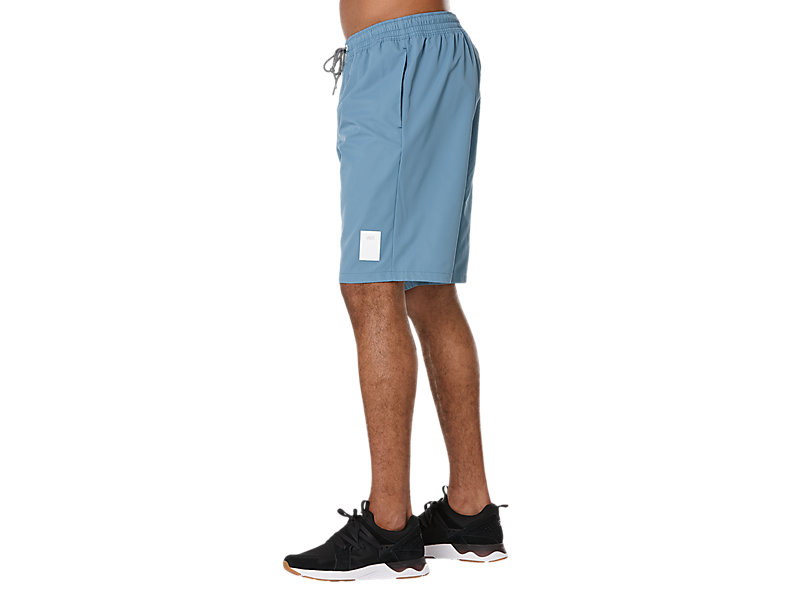 NYLON SHORT BLUE 9 Z