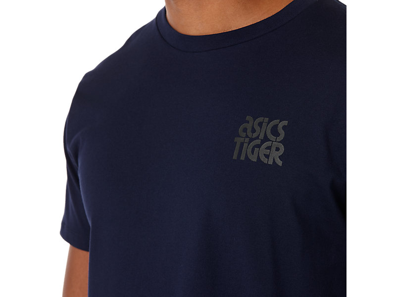 SMALL LOGO TEE NAVY 13 Z