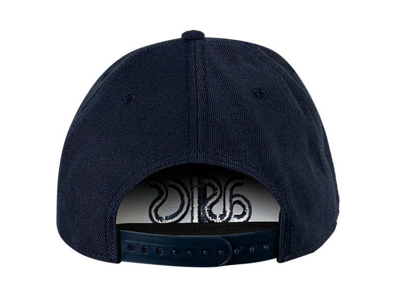 SNAP BACK NAVY 5 BK