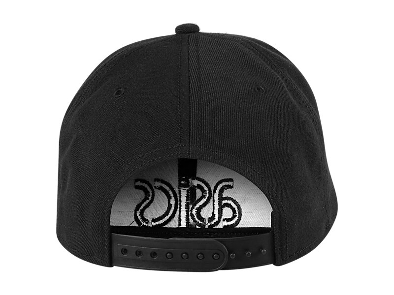 SNAP BACK BLACK 5 BK