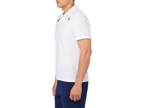 ポロシャツ, KRホワイト