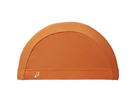 2WAYトリコットキャップ, オレンジ