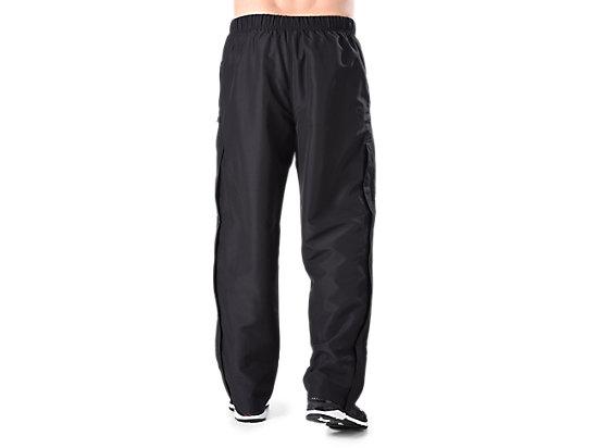 Straight Leg Track Pant Black 7